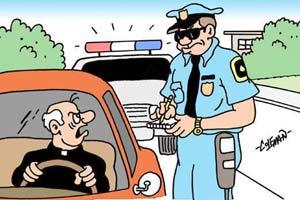 Шофьорски неволи